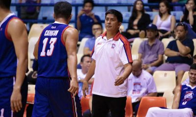 Tiebreaker Times Debuting coach Johnedel Cardel sees improvement in Columbian's defense Basketball News PBA  PBA Season 43 Johnedel Cardel Columbian Dyip 2018 PBA Governors Cup