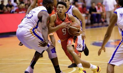 Tiebreaker Times Pido Jarencio left worried as NorthPort might lose more players due to injuries Basketball News PBA  Pido Jarencio PBA Season 43 Northport Batang Pier Nico Elorde Jeric Teng 2018 PBA Governors Cup