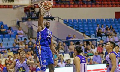 Tiebreaker Times Olu Ashaolu posts monster double-double as NLEX thumps TNT Basketball News PBA  TNT Katropa Terrence Romeo PBA Season 43 Olu Ashaolu NLEX Road Warriors Nash Racela Mike Glover Mac Tallo Larry Fonacier Jojo Lastimosa Jayson Castro 2018 PBA Governors Cup