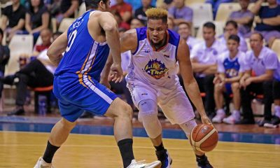 Tiebreaker Times Nash Racela expects more from underperforming Mike Glover Basketball News PBA  TNT Katropa PBA Season 43 Nash Racela Mike Glover 2018 PBA Governors Cup