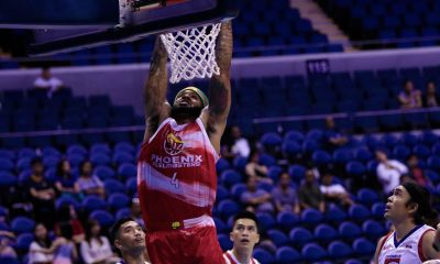 Tiebreaker Times Eugene Phelps drops 50 as Calvin Abueva makes successful Phoenix debut Basketball News PBA  Rashawn McCarthy Phoenix Fuel Masters PBA Season 43 Johnedel Cardel Jerramy King Eugene Phelps Columbian Dyip Calvin Abueva Akeem Wright 2018 PBA Governors Cup