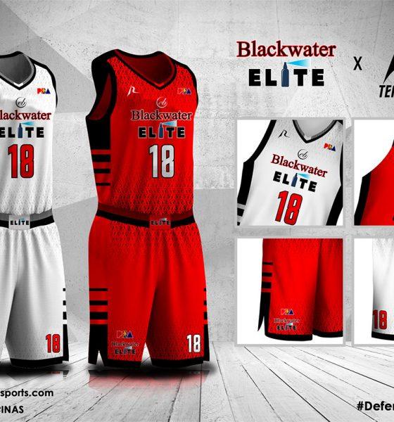 Tiebreaker Times Blackwater to debut new-look Branded Content PBA  Team Rebel Pilipinas PBA Season 43 Blackwater Elite 2018 PBA Governors Cup