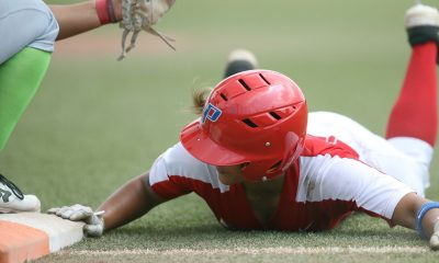 Tiebreaker Times Blu Girls suffer tough, no-hit loss to Mexico News Softball  Randy Dizer Mexico (Softball) Ann Antolihao 2018 Women's Softball World Championship