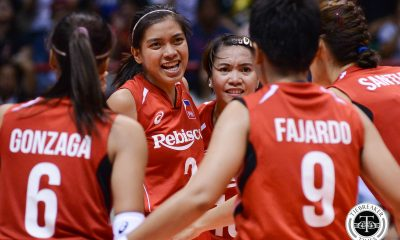 Tiebreaker Times Valdez, Morado call on fellow athletes to remain focused amid SEA Games hiccups 2019 SEA Games News Volleyball  Philippine Women's National Volleyball Team Jia Morado Alyssa Valdez 2019 SEA Games - Volleyball 2019 SEA Games