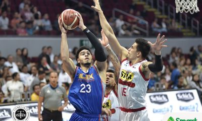 Tiebreaker Times Jolas praises Olu Ashaolu anew; Aaron Fuller set to take his place Basketball News PBA  PBA Season 43 Olu Ashaolu NLEX Road Warriors Jojo Lastimosa Aaron Fuller 2018 PBA Governors Cup