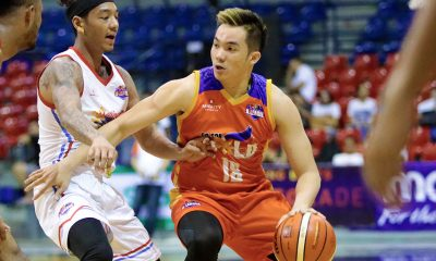 Tiebreaker Times Playing in first Finals got the best of Paul Desiderio Basketball News PBA D-League  Paul Desiderio Go-for-Gold Scratchers 2018 PBA D-League Season 2018 PBA D-League Foundation Cup