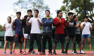 Tiebreaker Times ONE Chairman hails Team Lakay as Asia's best camp Mixed Martial Arts News ONE Championship  Team Lakay Mark Sangiao Chatri Sityodtong