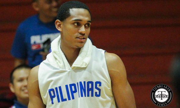 Tiebreaker Times Jordan Clarkson honored to carry Philippine flag in Asiad Basketball Gilas Pilipinas News  Jordan Clarkson 2018 Asian Games-Basketball 2018 Asian Games