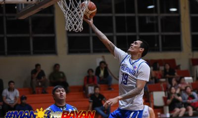 Tiebreaker Times Raymond Almazan surprised to be called up even after missing Spain trip 2019 FIBA World Cup Qualifiers Basketball Gilas Pilipinas News  Raymond Almazan Gilas Pilipinas Men 2019 FIBA World Cup