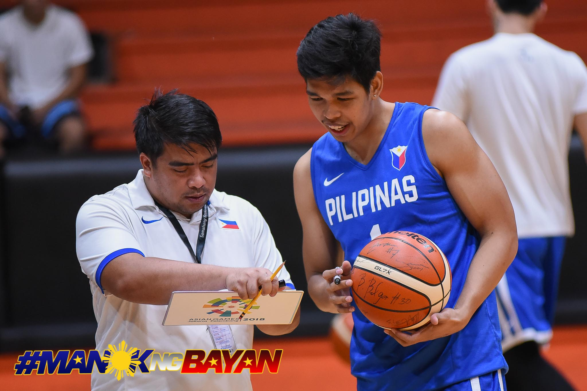 Tiebreaker Times Don Trollano ready to step up for Gilas Basketball Gilas Pilipinas News  Don Trollano 2018 Asian Games-Basketball 2018 Asian Games