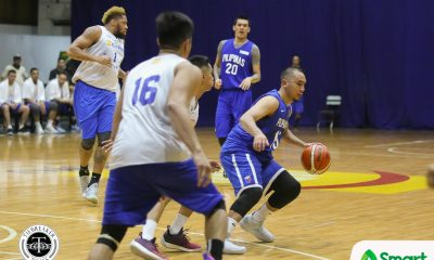 Tiebreaker Times Yeng Guiao pleased as Gilas escapes TNT in tuneup Basketball Gilas Pilipinas News PBA  Yeng Guiao TNT Katropa Stanley Pringle Roger Pogoy Paul Lee Nash Racela Mike Glover Maverick Ahanmisi JP Erram Gilas Elite Gabe Norwood Anthony Semerad
