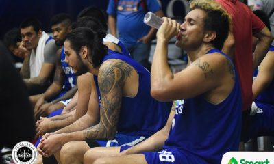 Tiebreaker Times Asi Taulava recalls tumultuous Fil-Sham scandal Basketball News PBA  PBA Season 45 NLEX Road Warriors Asi Taulava