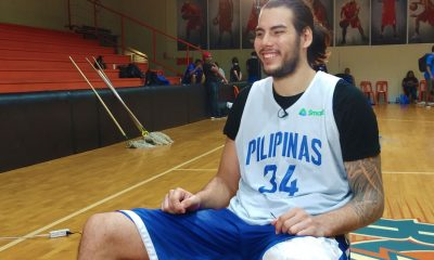 Tiebreaker Times After PBA Finals setback, Christian Standhardinger focuses on Asiad Basketball Gilas Pilipinas News  Christian Standhardinger 2018 Asian Games-Basketball 2018 Asian Games