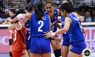 Tiebreaker Times Jaja Santiago confident PWNVT can snatch SEA Games medal 2019 SEA Games News Volleyball  Philippines Women's National Volleyball Team Jaja Santiago 2019 SEA Games - Volleyball 2019 SEA Games