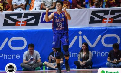 Tiebreaker Times Arellano holds off Edgar Charcos-less Perpetual to snap two-game skid AU Basketball NCAA News UPHSD  Sherwin Concepcion Prince Eze Perpetual Seniors Basketball NCAA Season 94 Seniors Basketball NCAA Season 94 Maui Sera Josef Levi dela Cruz Kraniel Villoria Jielo Razon Jerry Codinera Frankie Lim Arellano Seniors Basketball AJ Coronel