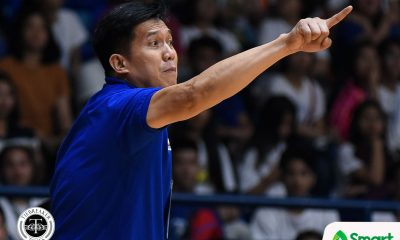 Tiebreaker Times Jerry Codinera on Robert Bolick: 'Watch out PBA, there's a new kid on the block' AU Basketball NCAA News SBC  Robert Bolick NCAA Season 94 Seniors Basketball NCAA Season 94 Jerry Codinera