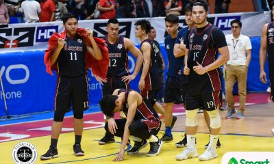 Tiebreaker Times Bong Quinto out to avenge losses to San Beda, Lyceum Basketball CSJL NCAA News  NCAA Season 94 Seniors Basketball NCAA Season 94 Letran Seniors Basketball Jeff Napa Bong Quinto