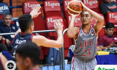 Tiebreaker Times Chooks-to-Go Player of the Week MJ Ayaay just enjoys the moment Basketball LPU NCAA News  NCAA Season 94 Seniors Basketball NCAA Season 94 NCAA Player of the Week MJ Ayaay Lyceum Seniors Basketball