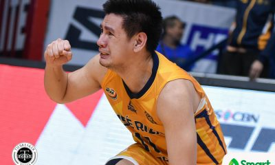 Tiebreaker Times Jed Mendoza breaks down after JRU's breakthrough win Basketball JRU NCAA News  Vergel Meneses NCAA Season 94 Seniors Basketball NCAA Season 94 JRU Seniors Basketball Jed Mendoza