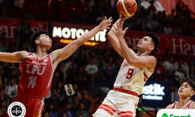 Tiebreaker Times Chooks-to-Go POW Javee Mocon can't wait to get back at Lyceum Basketball NCAA News SBC  San Beda Seniors Basketball NCAA Player of the Week Javee Mocon Chooks-to-Go