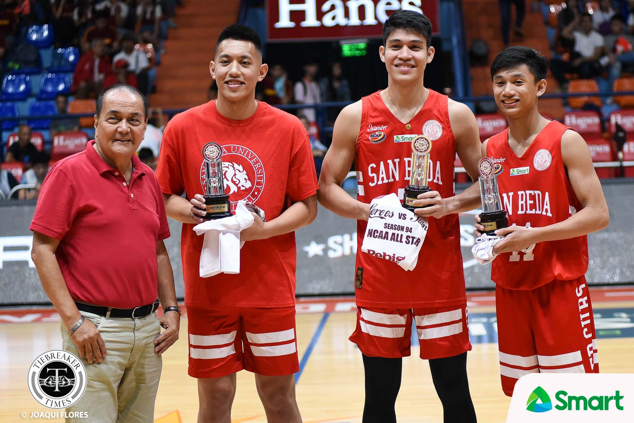 NCAA-94-Shooting-Stars-Oftana-Dela-Rosa-Estacio-3734 FEU-D standout Penny Estacio commits to La Salle Basketball DLSU FEU News UAAP  - philippine sports news