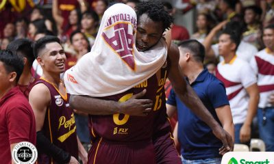 Tiebreaker Times Prince Eze wants to make his momma proud: 'I have to graduate' Basketball NCAA News UPHSD  Prince Eze Perpetual Seniors Basketball NCAA Season 94 Seniors Basketball NCAA Season 94