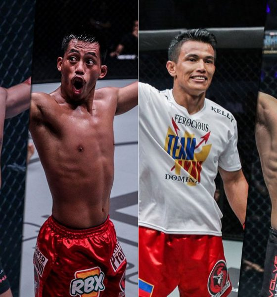 Tiebreaker Times Team Lakay takes on Evolve MMA in Shanghai Mixed Martial Arts News ONE Championship  Team Lakay ONE: Beyond the Horizon Honorio Banario Evolve MMA Edward Kelly Christian Lee Amir Khan