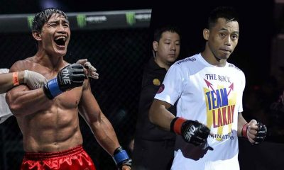 Tiebreaker Times Brotherhood Before Belts: Honorio Banario has no interest in facing Eduard Folayang Mixed Martial Arts News ONE Championship  Team Lakay ONE: Beyond the Horizon Honorio Banario Eduard Folayang