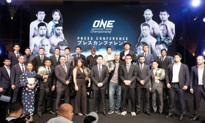 Tiebreaker Times ONE Championship names President for Japan operations Mixed Martial Arts News ONE Championship  ONE: Greatness Unleashed ONE: A New Era Chatri Sityodtong Andy Hata