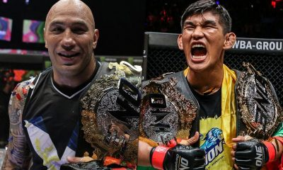 Tiebreaker Times Aung La N Sang accepts Brandon Vera's challenge Mixed Martial Arts News ONE Championship  ONE: Greatness Unleashed ONE: A New Era Chatri Sityodtong Brandon Vera Aung La N Sang