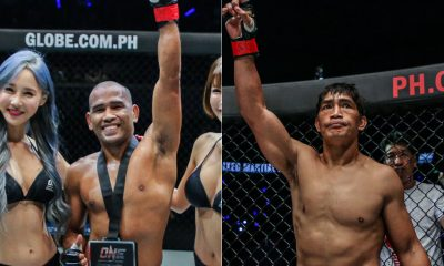Tiebreaker Times Asian Games vets Rene Catalan, Eduard Folayang have made their mark on ONE Championship Mixed Martial Arts News ONE Championship  Rene Catalan Eduard Folayang Chatri Sityodtong 2018 Asian Games-Wushu 2018 Asian Games