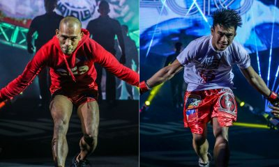 Tiebreaker Times Rene Catalan was ready to step up against Joshua Pacio Mixed Martial Arts News ONE Championship  Rene Catalan ONE: Eternal Glory
