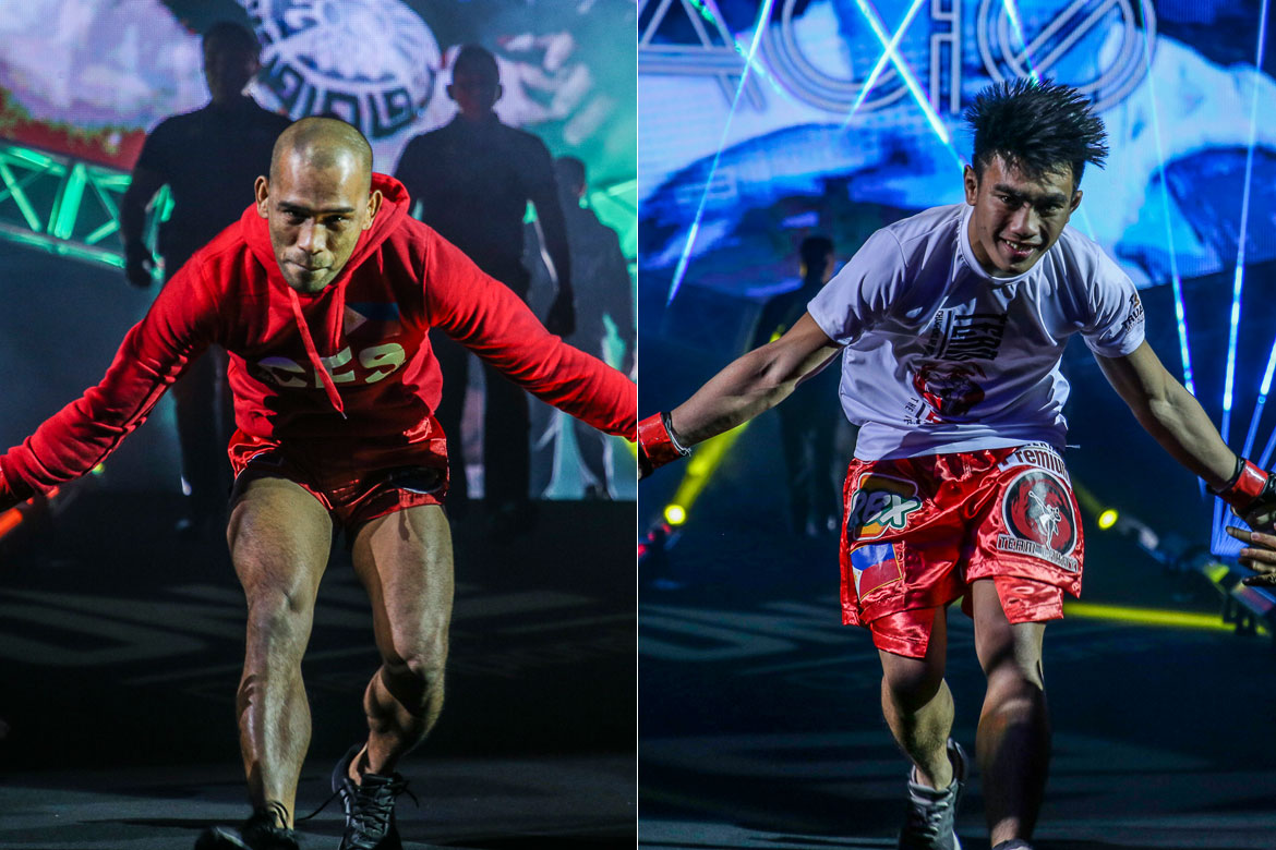 Tiebreaker Times Top strawweights Joshua Pacio, Rene Catalan open to potential bout Mixed Martial Arts News ONE Championship  Rene Catalan ONE: Reign of Kings Joshua Pacio