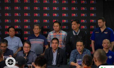 Tiebreaker Times PBA adjusts Season 44 schedule to accommodate FIBA calendar Basketball News PBA  Willie Marcial PBA Season 44 Al Panlilio