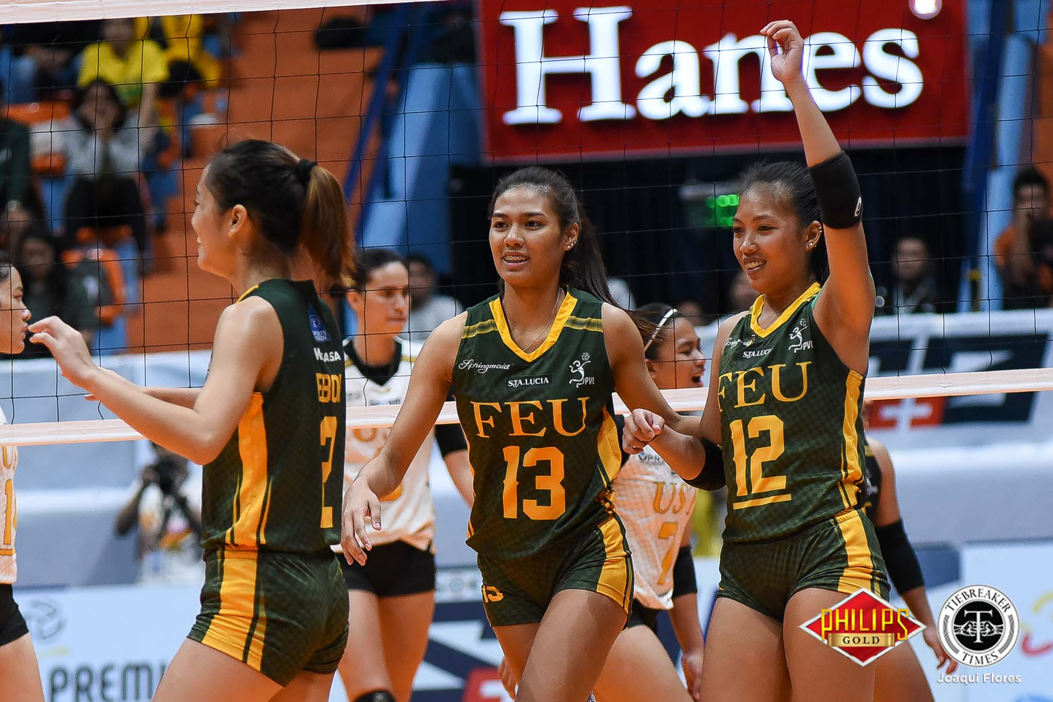 Tiebreaker Times Double loss for FEU as Celine Domingo doubtful for Game 2 FEU News PVL Volleyball  FEU Women's Volleyball Celine Domingo 2018 PVL Women's Collegiate Conference 2018 PVL Season