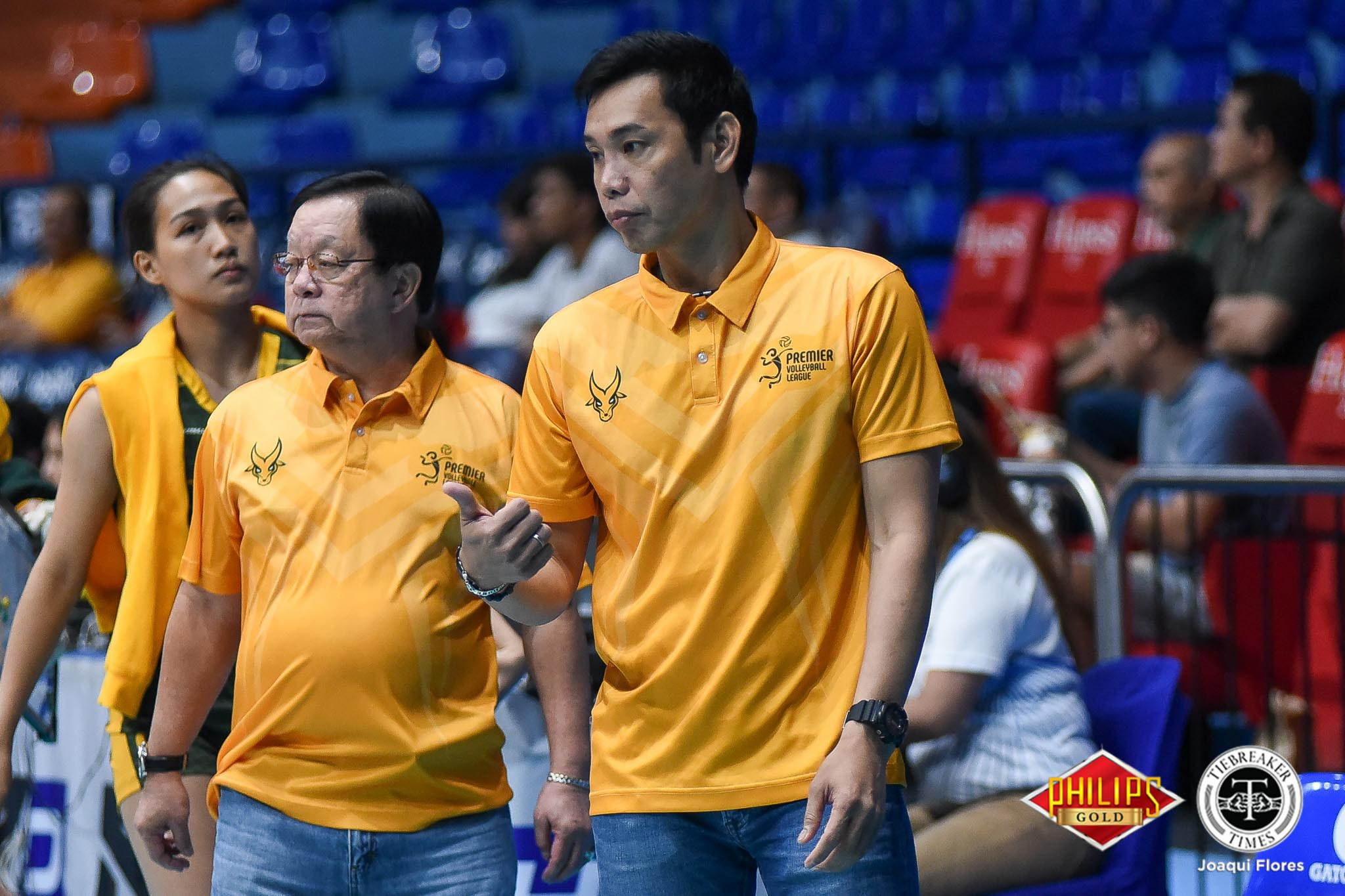 Tiebreaker Times George Pascua expects FEU to get stronger after another heartbreak FEU News PVL Volleyball  George Pascua FEU Women's Volleyball 2018 PVL Women's Collegiate Conference 2018 PVL Season