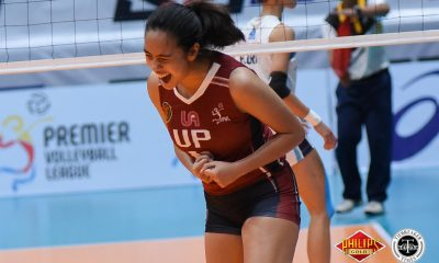 Tiebreaker Times Super senior Marian Buitre delivers career-game to inch UP towards Finals News PVL UP Volleyball  UP Women's Volleyball Marian Buitre 2018 PVL Women's Collegiate Conference 2018 PVL Season