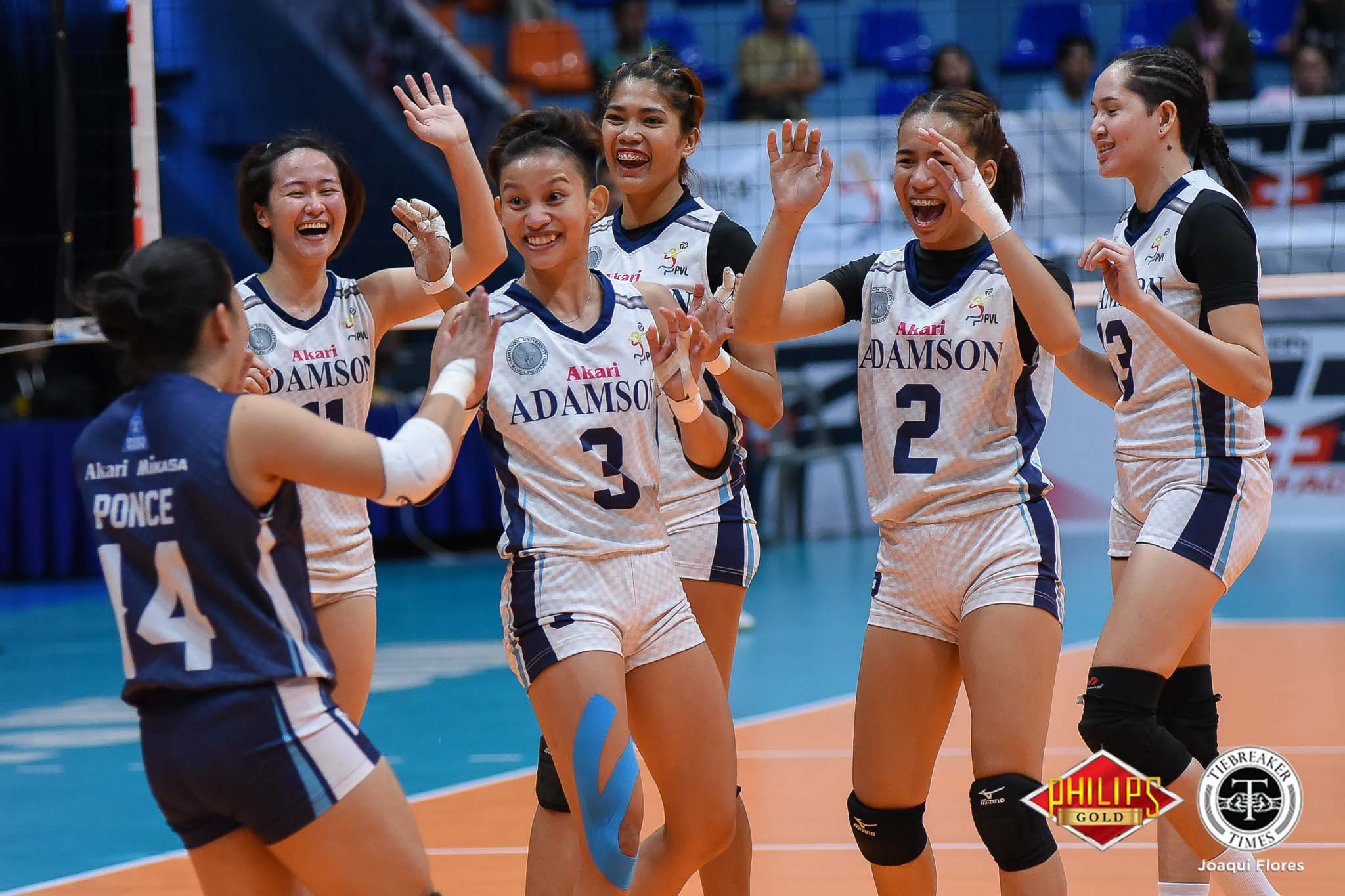 Tiebreaker Times Kat Tolentino lets game do the talking against Flora, Adamson ADMU News PVL Volleyball  Kat Tolentino Ateneo-Motolite Lady Eagles 2018 PVL Season 2018 PVL Open Conference