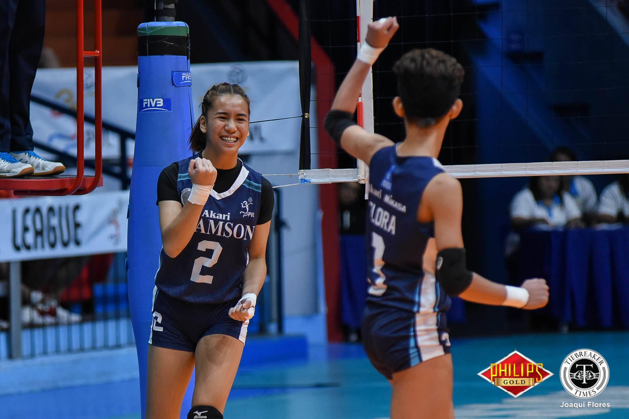 Tiebreaker Times Air Padda's worries go beyond Lady Falcons' undefeated record AdU News PVL Volleyball  Air Padda Adamson Women's Volleyball 2018 PVL Women's Collegiate Conference 2018 PVL Season