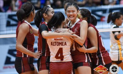 Tiebreaker Times Isa Molde dominates to keep UP alive News PVL UP Volleyball  UP Women's Volleyball Isa Molde 2018 PVL Women's Collegiate Conference 2018 PVL Season