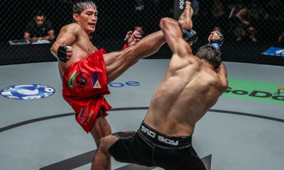 Tiebreaker Times Eduard Folayang ready to reclaim his throne Mixed Martial Arts News ONE Championship  Team Lakay Eduard Folayang