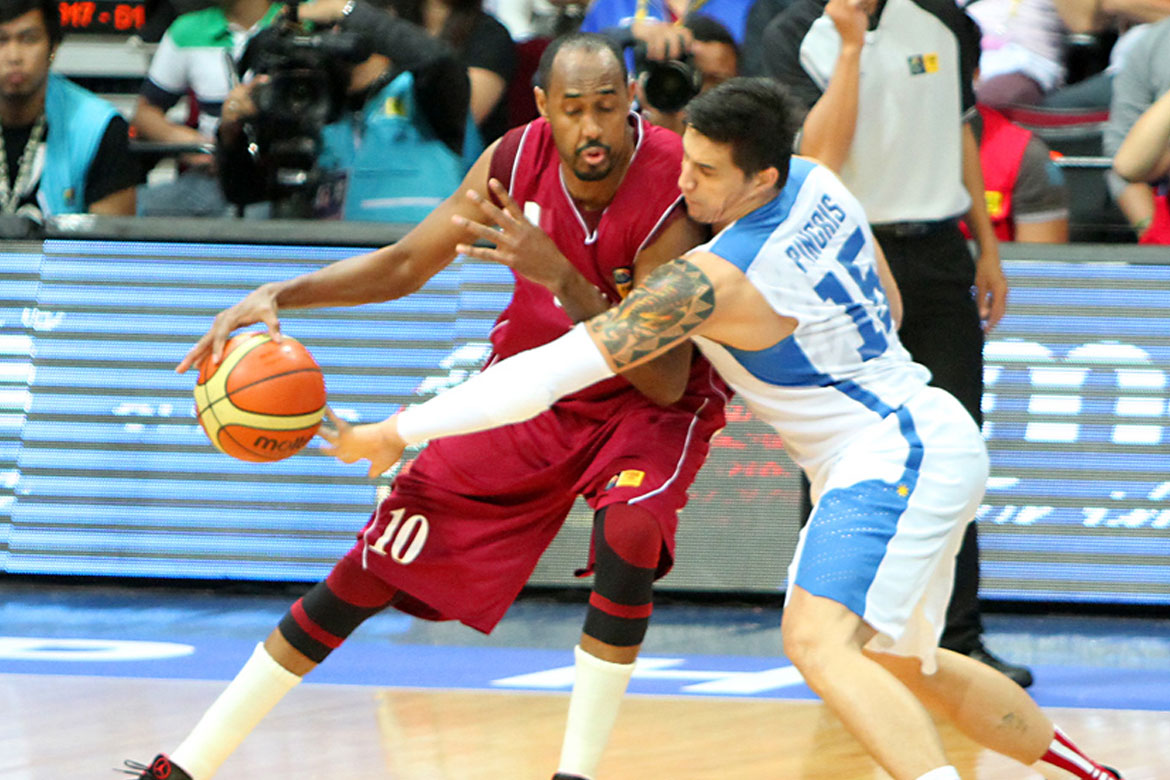 Tiebreaker Times As injuries pile up for Qatar, Yasseen Musa, 38, comes out of retirement 2019 FIBA World Cup Qualifiers Basketball News  Tim Lewis Qatar (Basketball) 2019 FIBA World Cup Qualifiers