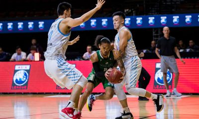 Tiebreaker Times With iECO stint done, Joshua Munzon looks to stay longer in Philippines Basketball News  Joshua Munzon IECO Green Warriors 2018 Terrific 12 2018 Asia League