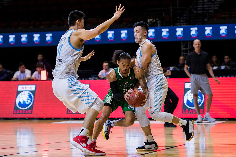 Tiebreaker Times With iECO stint done, Joshua Munzon looks to stay longer in Philippines Basketball News  Joshua Munzon IECO Green Warriors 2018 Terrific 12 2018 Asia League