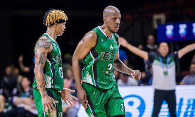 Tiebreaker Times Brief iECO stint worth it for Tiras Wade Basketball News  Tiras Wade IECO Green Warriors 2018 Terrific 12 2018 Asia League