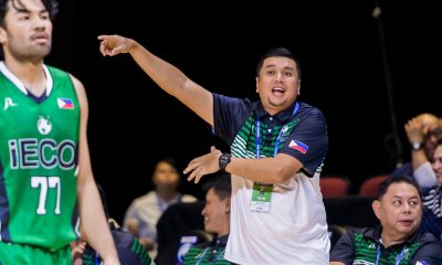 Tiebreaker Times Ariel Vanguardia proud of iECO's stand versus Xinjiang: 'We showed we can compete' Basketball News  IECO Green Warriors Ariel Vanguardia 2018 Terrific 12 2018 Asia League
