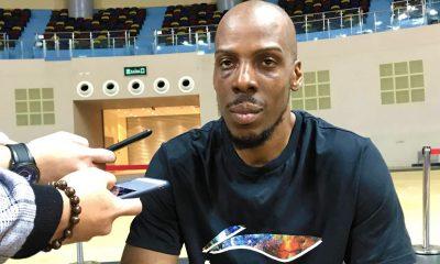 Tiebreaker Times Tiras Wade on iECO's chances versus Xinjiang: 'Anything can happen' Basketball News  Tiras Wade IECO Green Warriors 2018 Terrific 12 2018 Asia League