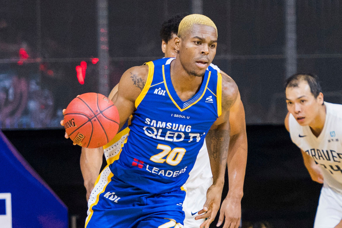 2018-Asia-League-Terrific-12-seoul-samsung-def-fubon-ben-mbala Ben Mbala talks about why he did not take final year in La Salle Basketball DLSU News UAAP  - philippine sports news