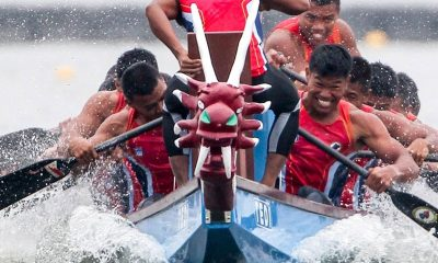Tiebreaker Times Dragon Boat Team brings down two more golds Canoeing News  Philippine Canoe Kayak Dragon Boat Federation Mark John Frias Hermia Macaranas Diomedes Manalo 2018 ICF World Dragon Boat Championships