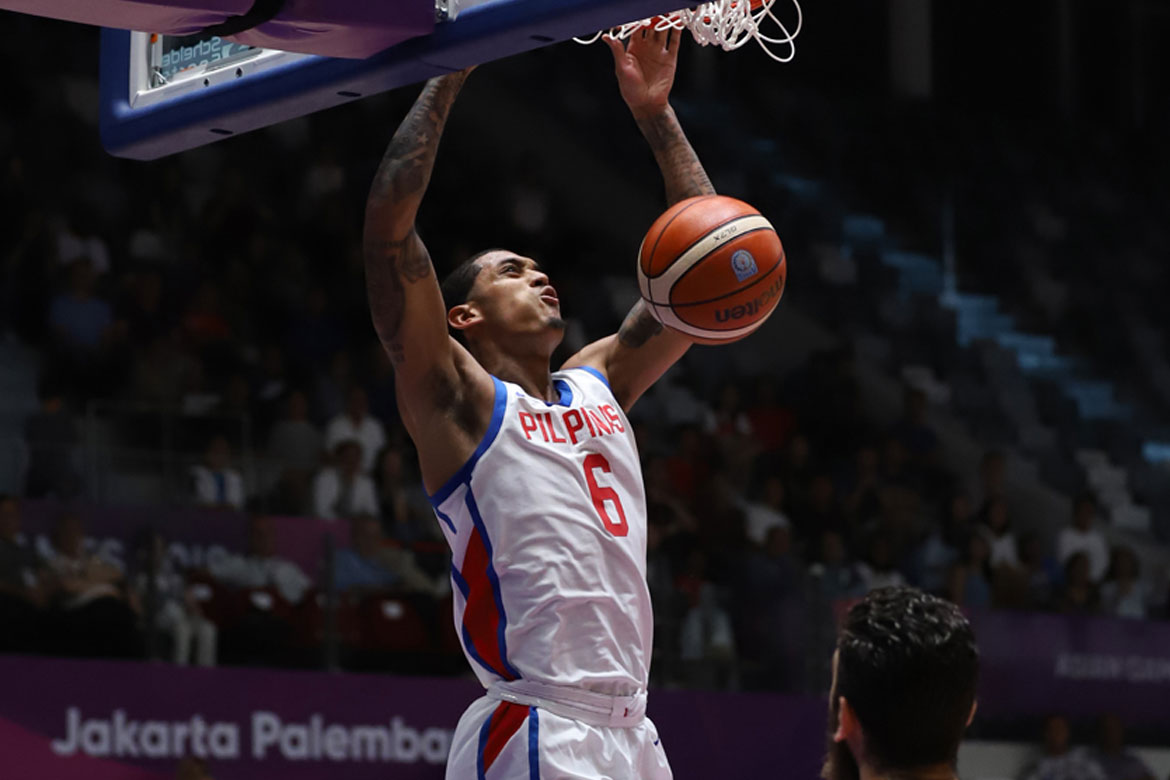 Tiebreaker Times Jordan Clarkson vows to return to Gilas: 'More to come!' Basketball Gilas Pilipinas News  Jordan Clarkson Gilas Elite 2018 Asian Games-Basketball 2018 Asian Games